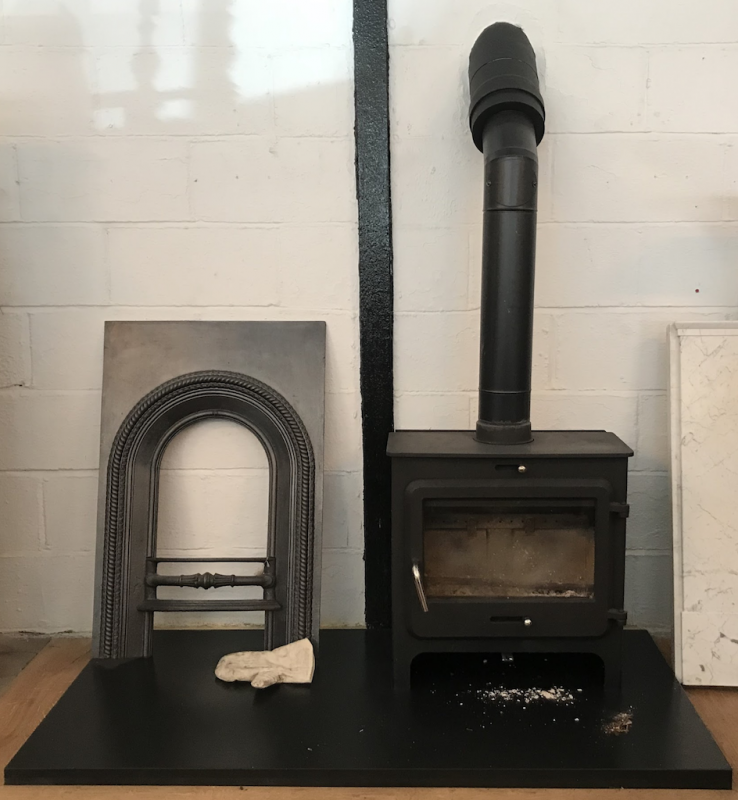 Essex stoves and chimneys - fireplace